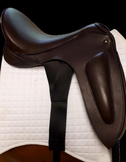 Flapless saddles