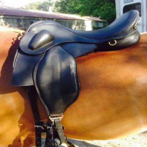 Endurance saddle